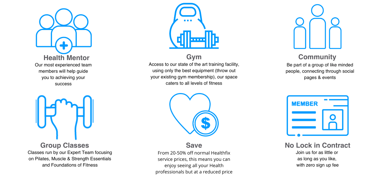 Benefits of Health Club
