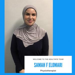 Samah F Elomari