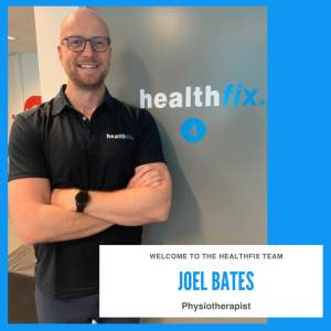 Joel Bates at Healthfix