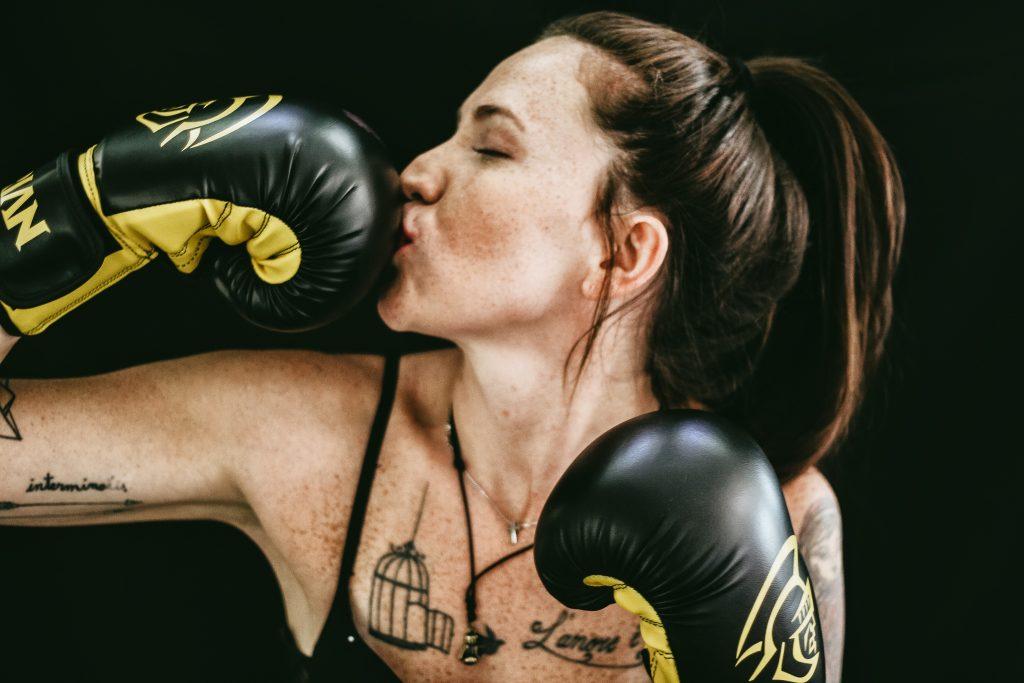 Health coaching - boxing