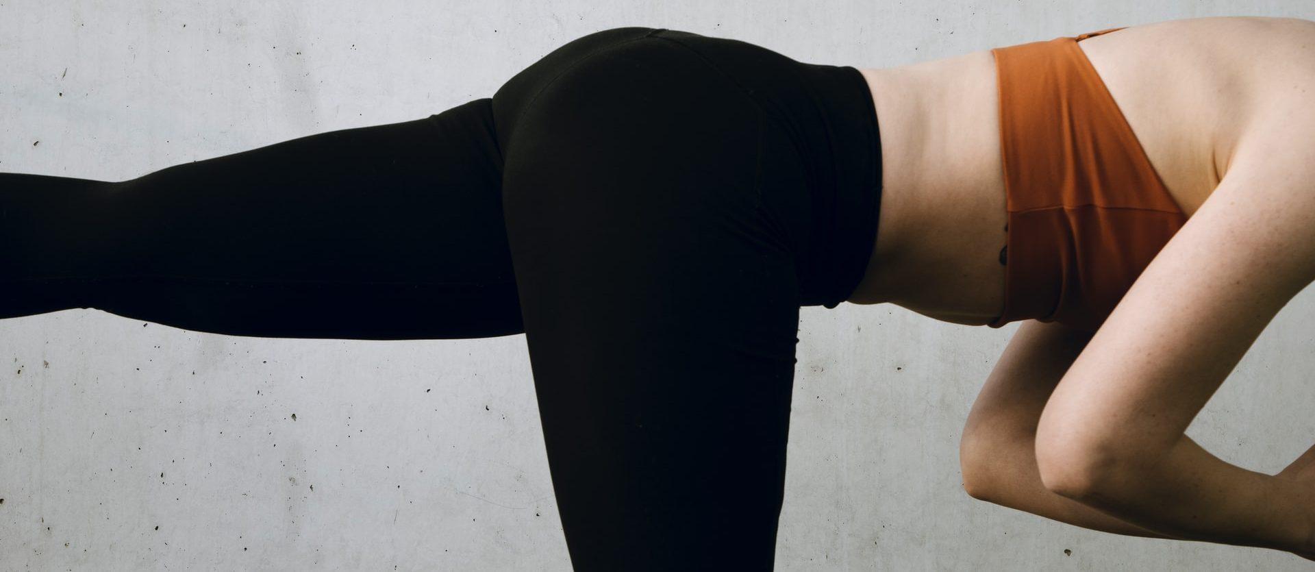 Yoga - balance pose