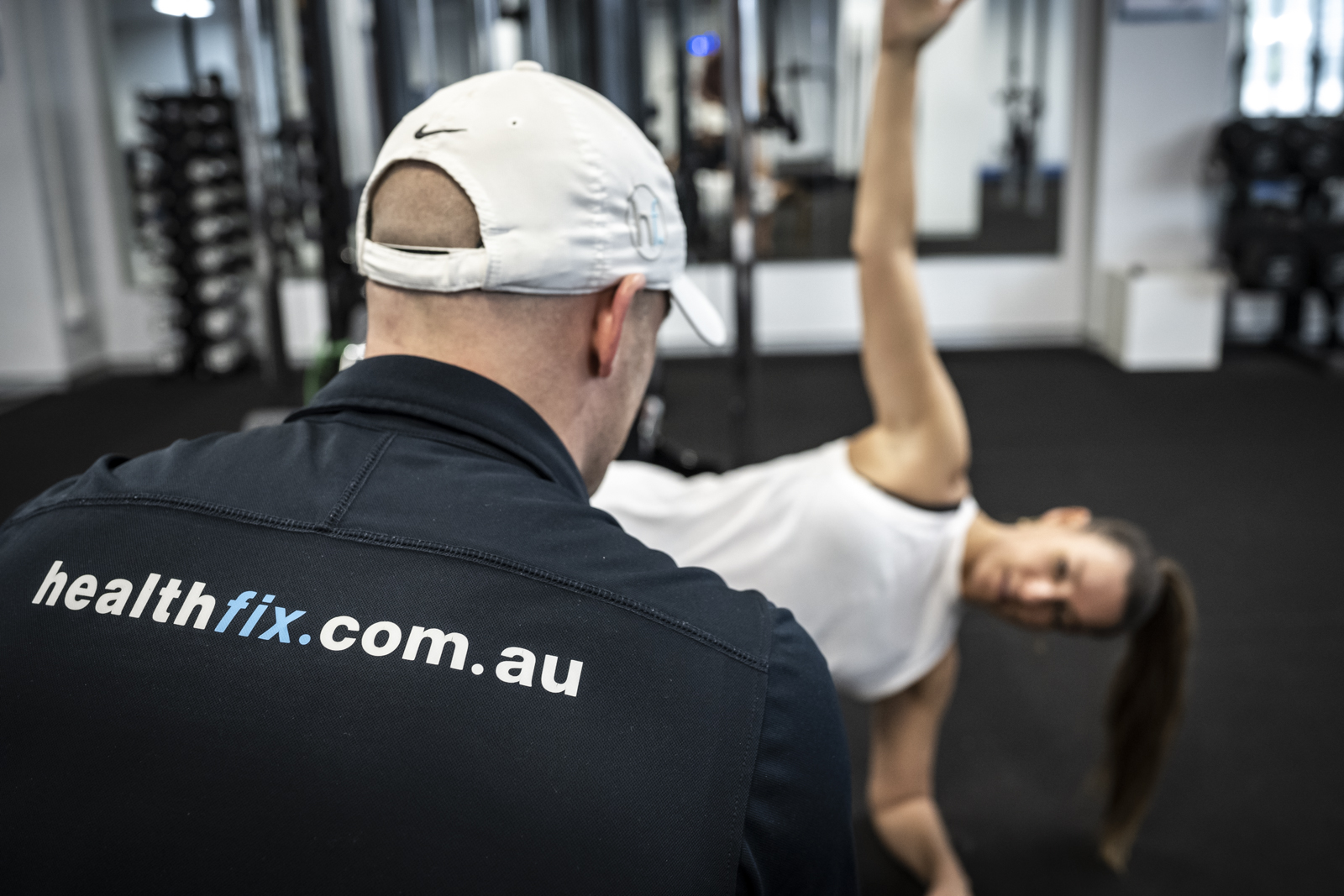 Personal trainers Teaching